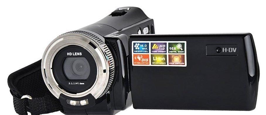 videocamaras baratas