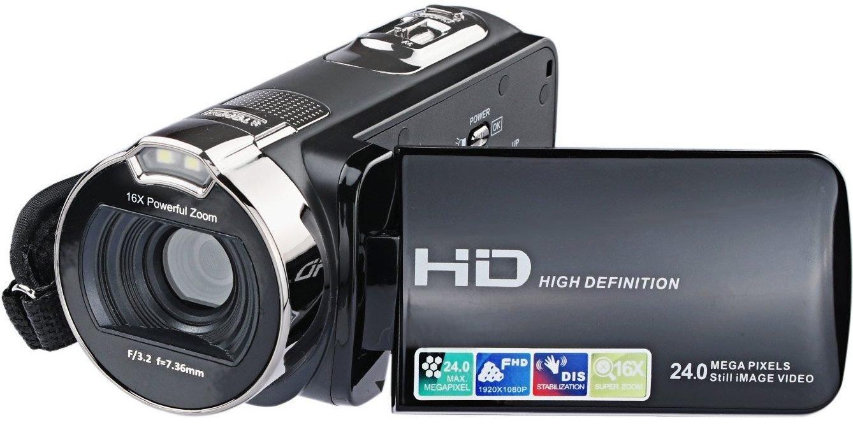 camara de video hd