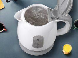 hervidor de agua electrico