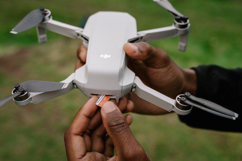 drones SIMcard