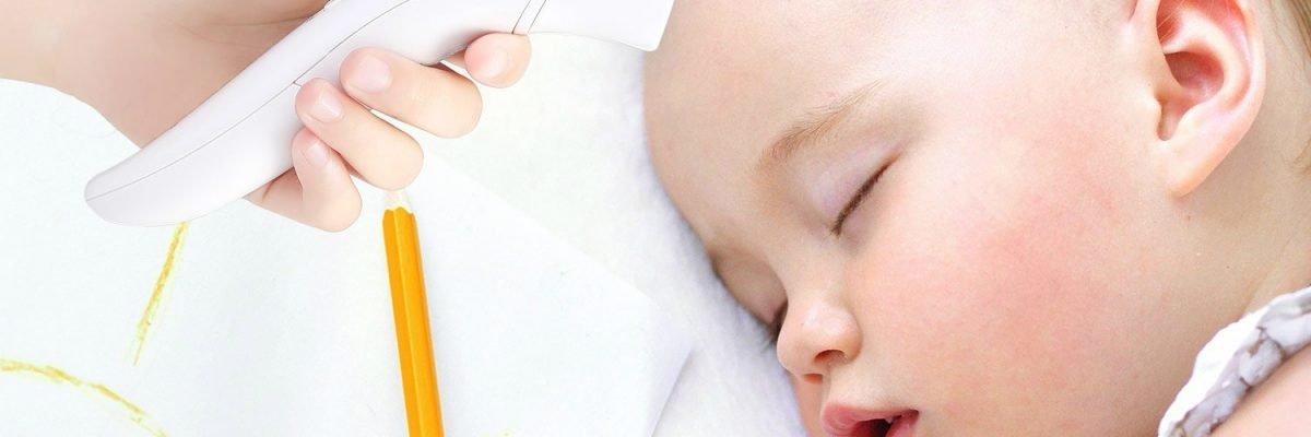 mejor termometro bebe