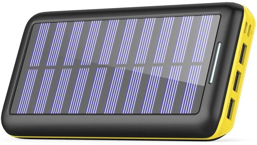 cargador de bateria solar