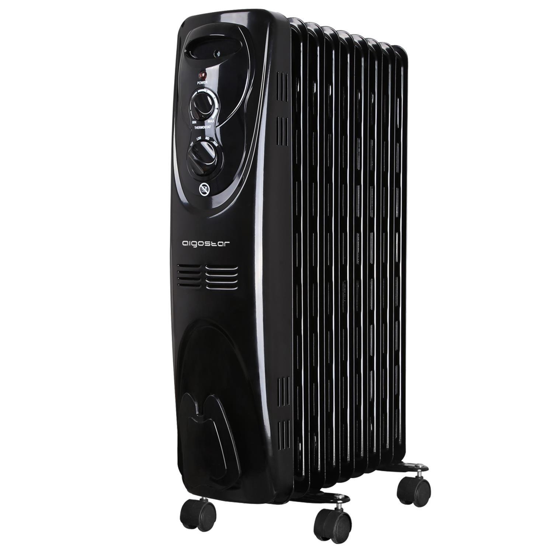 radiadores de aceite de bajo consumo