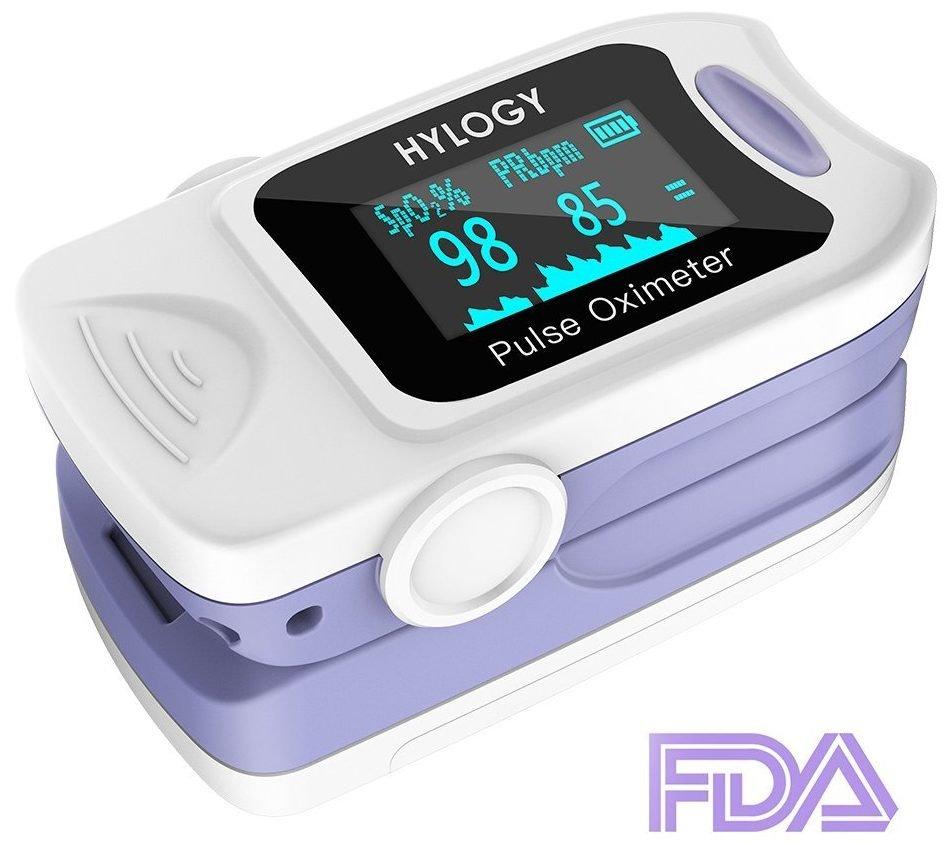 medidor de oxigeno en sangre
