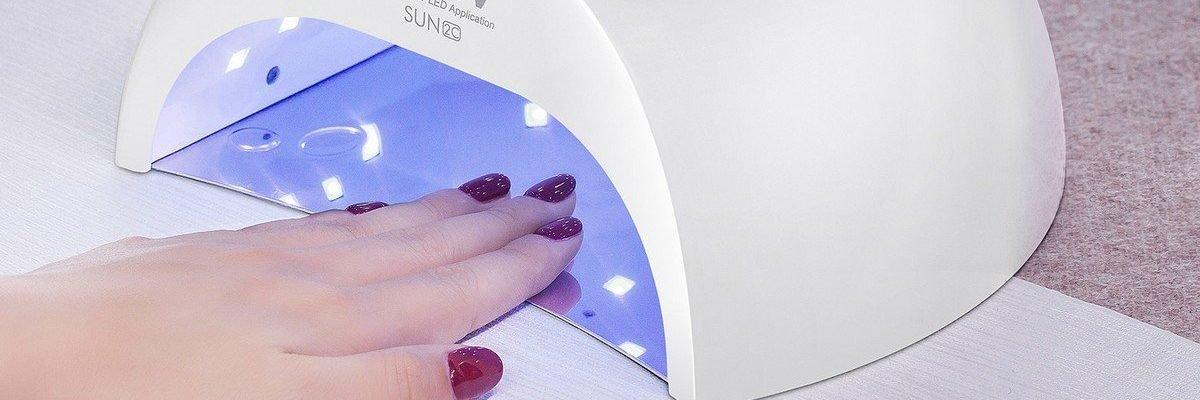 lampara uv uñas