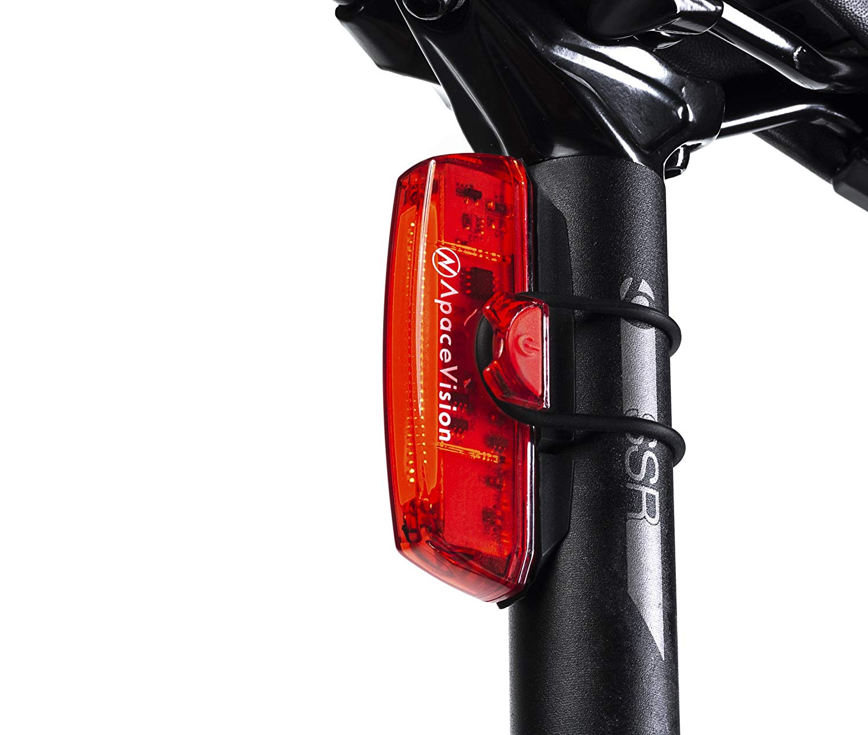 luces traseras bici