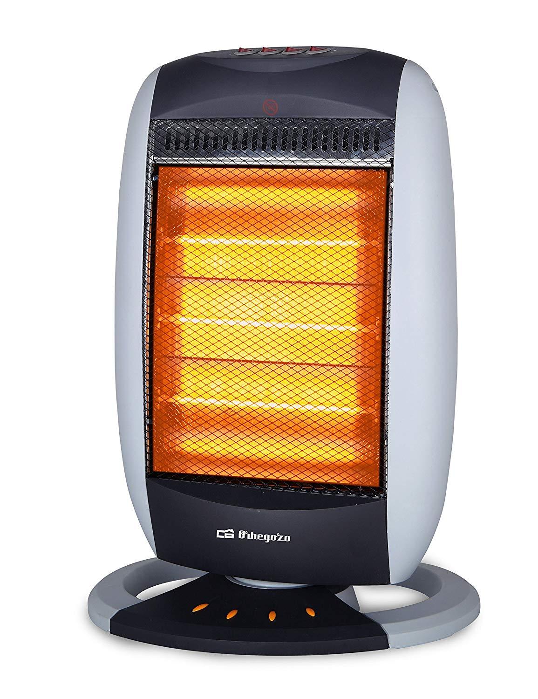 calefactor electrico bajo consumo