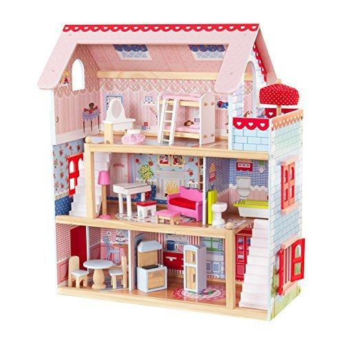 la casa de las muñecas
