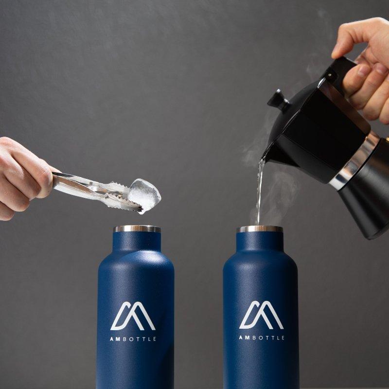 botella de agua termica