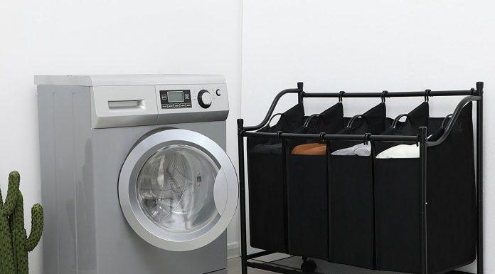 cesto para ropa sucia