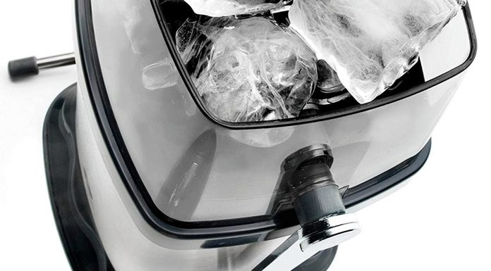 picadora hielo