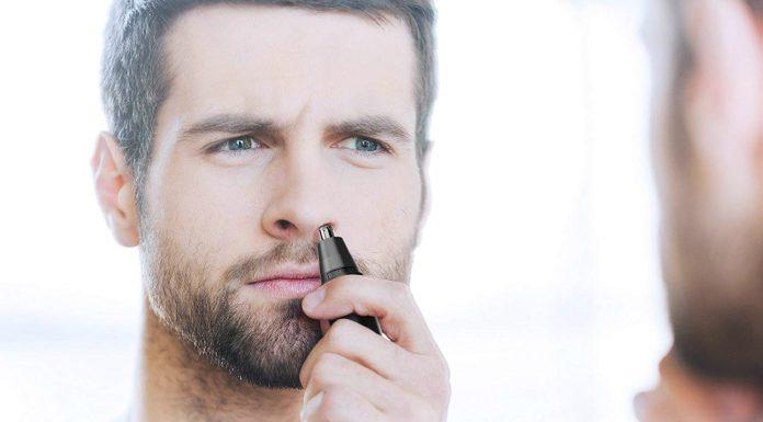 corta pelos nariz