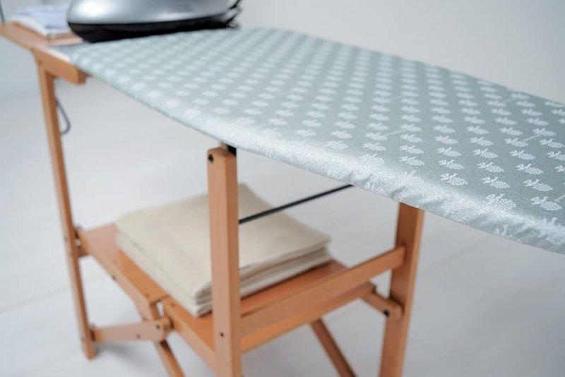 muebles para planchar de madera