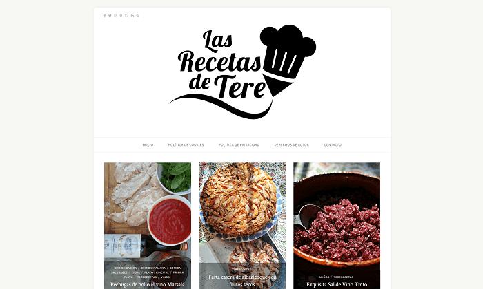 Tere's Recipes