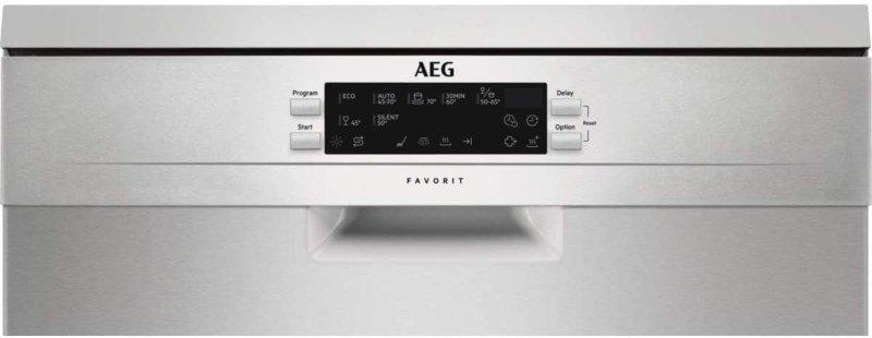 AEG programas de lavavajilla