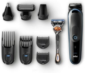 Braun MGK5080, 9 en 1