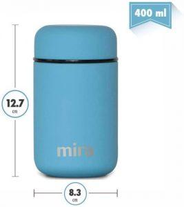 Fiambrera de MIRA 400 ml