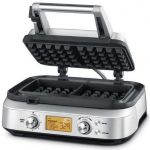 Sage BWM620UK the Smart Waffle Maker