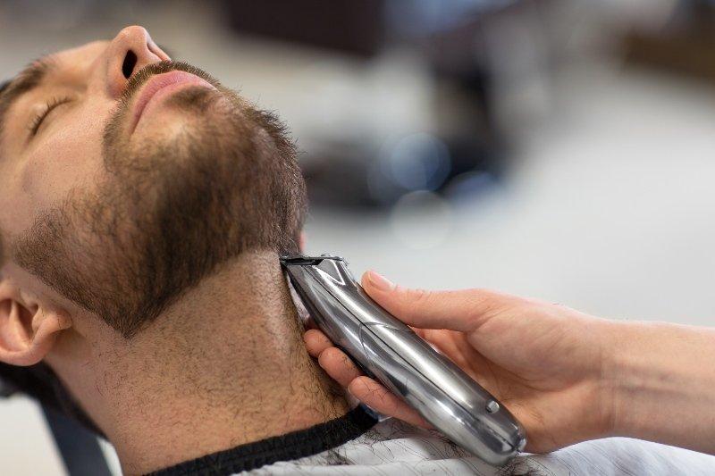 recortadora de barba profesional