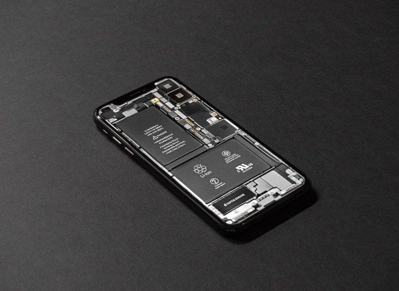 bateria de telefono