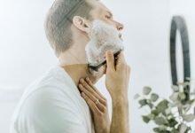 afeitarse con maquinilla