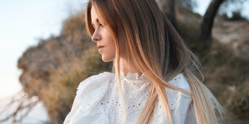 como planchar el pelo