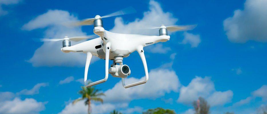 fotografia con drones